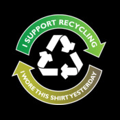 I Support Recycling